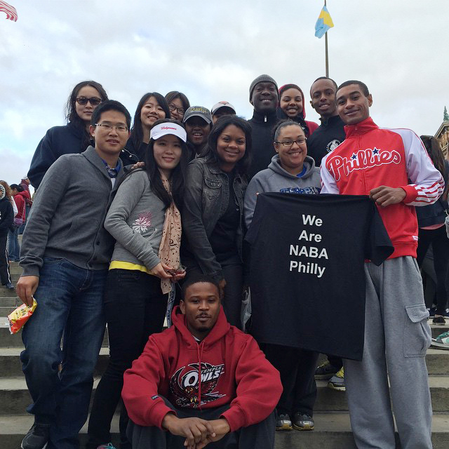 AIDS Walk 2014 - Team NABA Philly